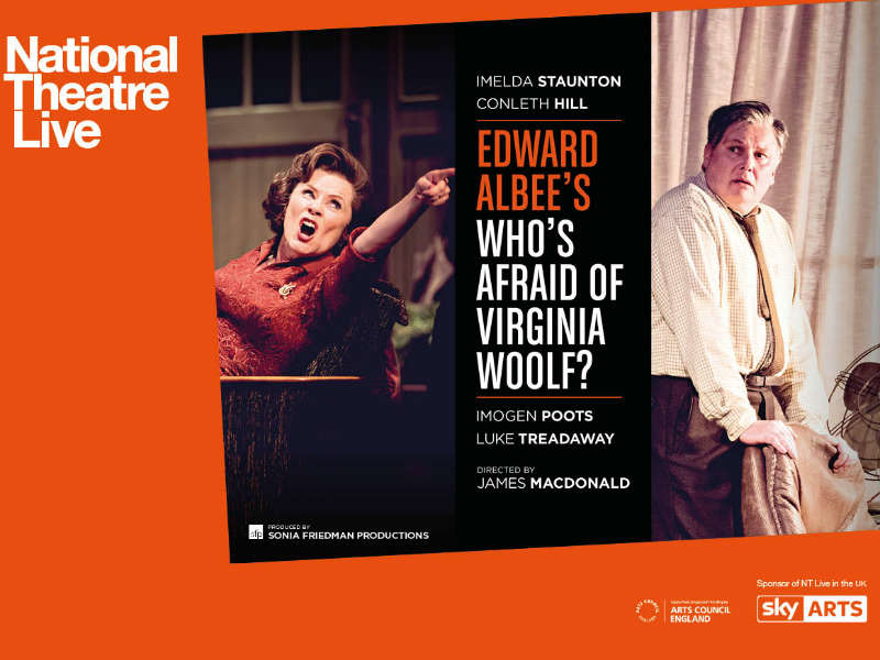 NTLive Who's Afraid of Virginia Woolf