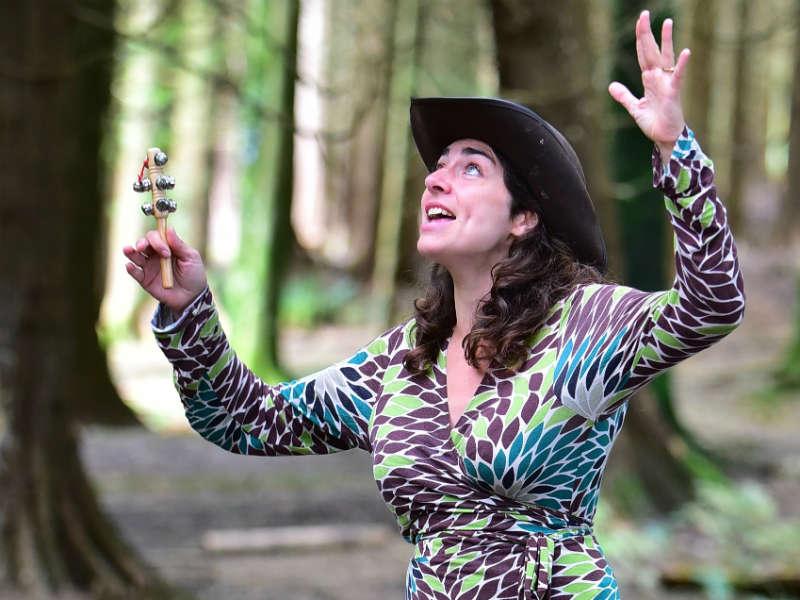 Holly Ebony & Wild Birds Singing
