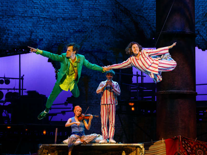NTLive Peter Pan