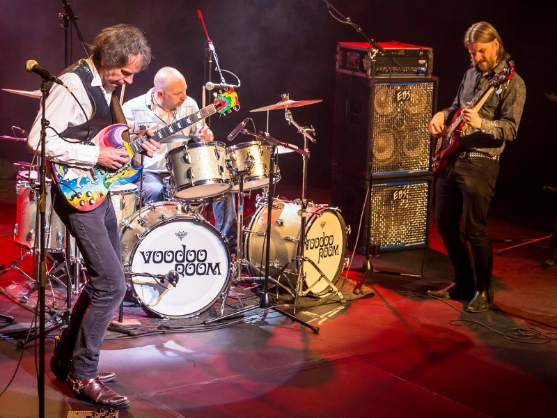 Voodoo Room - A Night of Hendrix & Cream