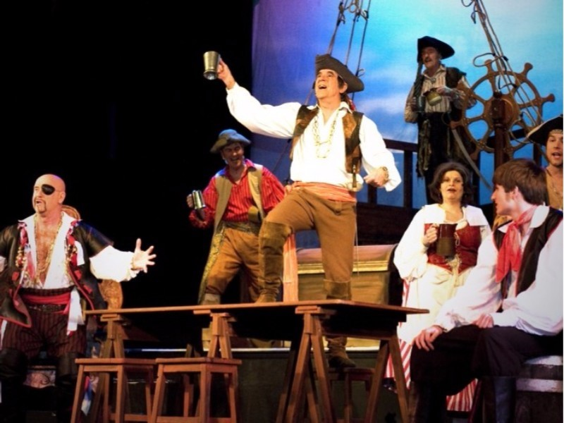 The Pirates Of Penzance - Presented By The Plymouth G&S Society