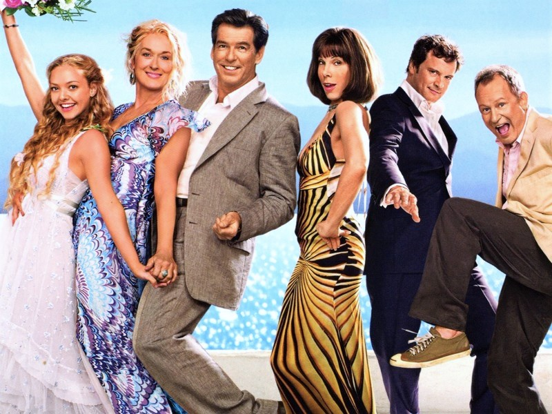 Mamma Mia: Chick Flick Night