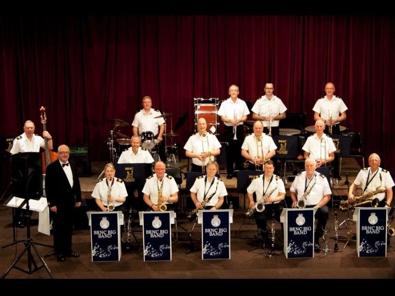 BRNC Big Band - Swing Britannia