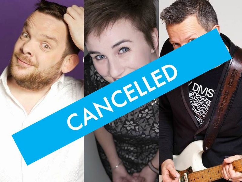 *Cancelled* The Flavel Comedy Club