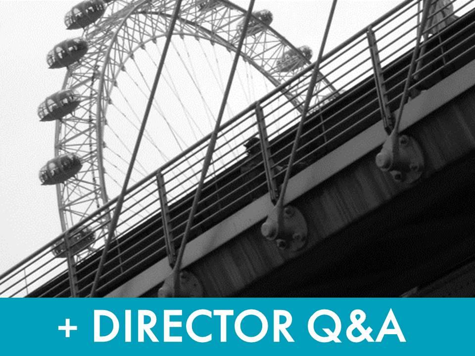 London Symphony + Q&A With Director Alex Barrett