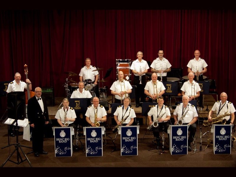 BRNC Big Band - Flavel Fundraiser