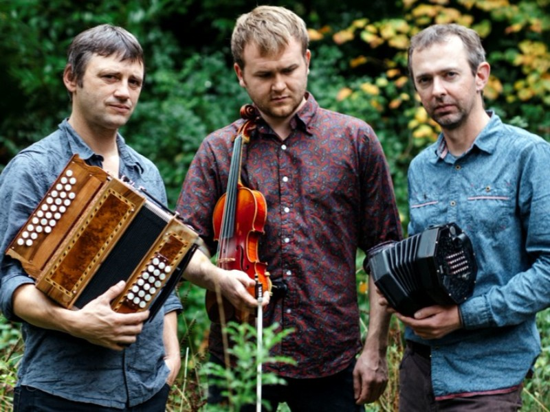 Leveret - Folk at The Flavel