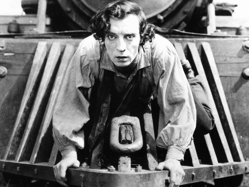 Buster Keaton's The General - With Peter Krämer