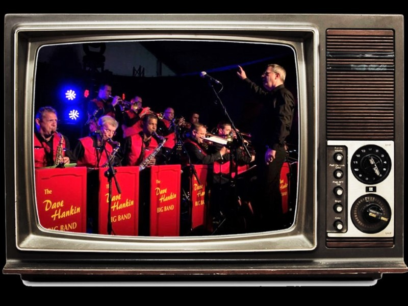 Dave Hankin Big Band - Iconic TV Themes