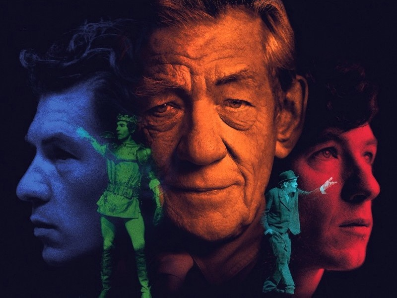 Ian McKellen - Playing The Part - Live