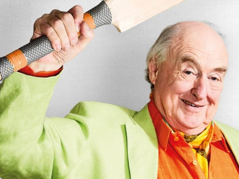Henry Blofeld - 78 Retired - The Farewell Tour
