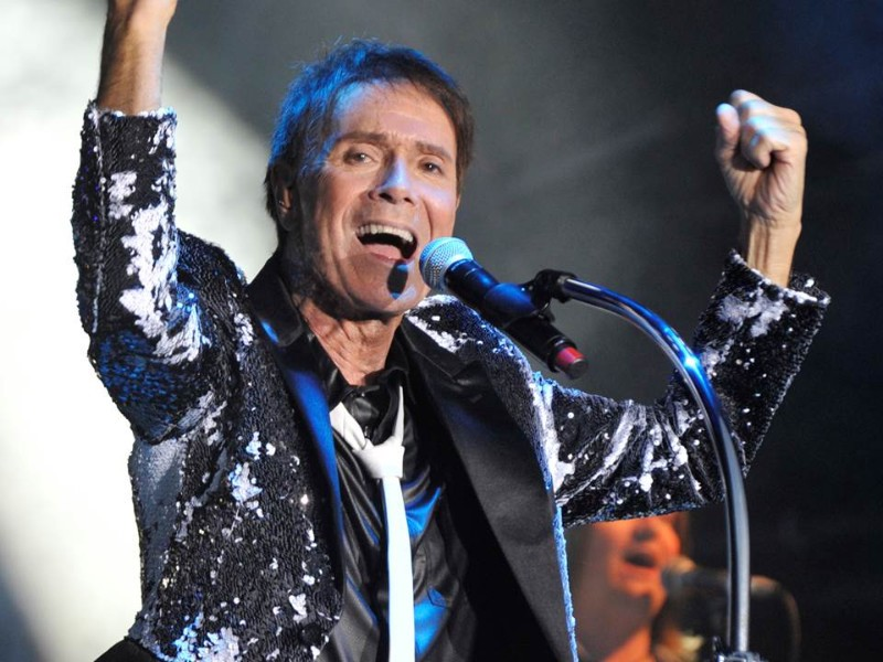 Cliff Richard - 60th Anniversary Tour