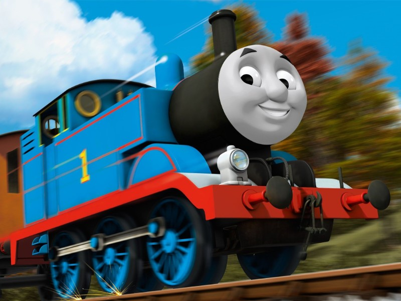 Thomas & Friends - Big World! Big Adventures!