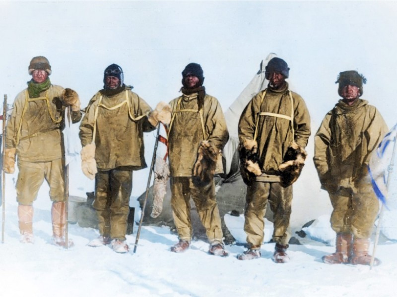 Michael C. Tarver - The Heroic Age of Polar Exploration