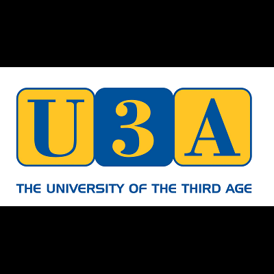 U3A monthly meeting on 2nd Thursday