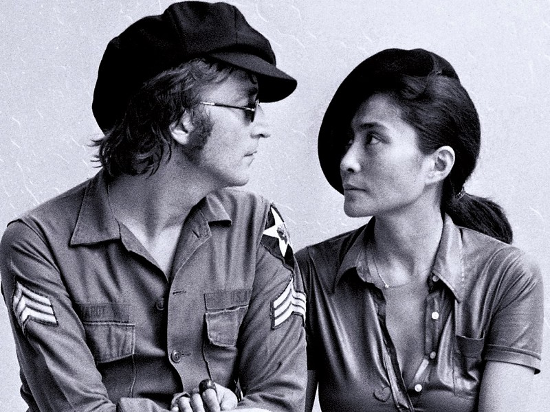 John and Yoko - Imagine
