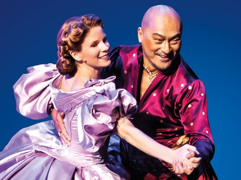 The King & I: From The Palladium