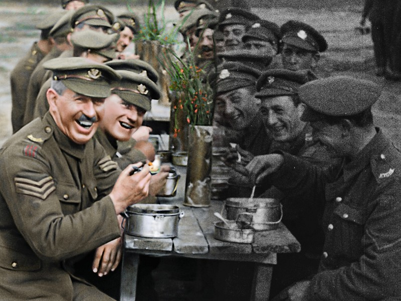They Shall Not Grow Old - Plus Satellite Q&A With Peter Jackson