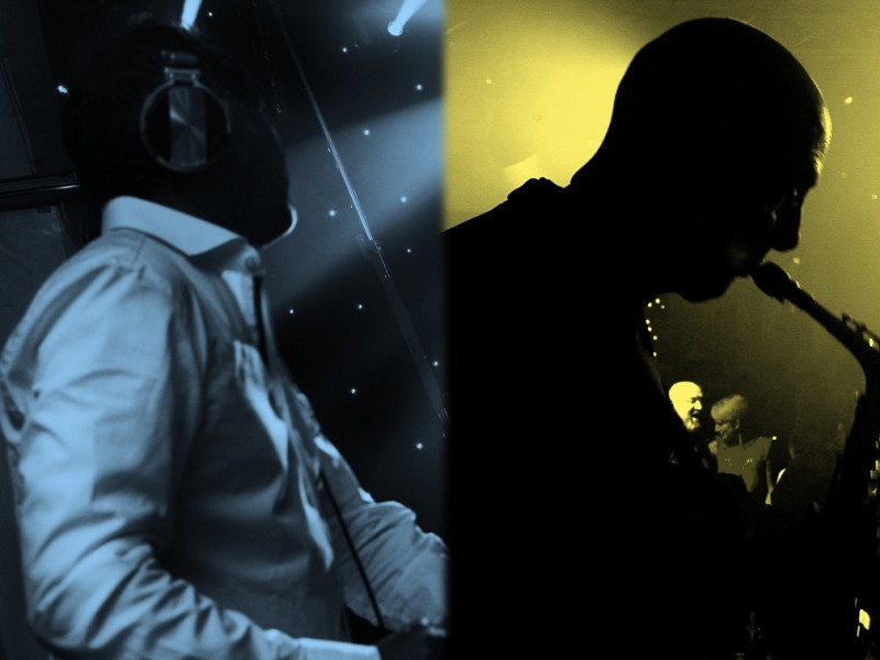 DJ Sax Duo - Rich Baker & James Harris