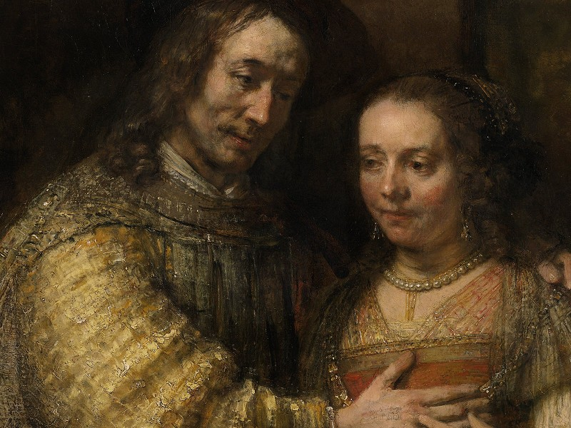 Exhibition on Screen - Rembrandt
