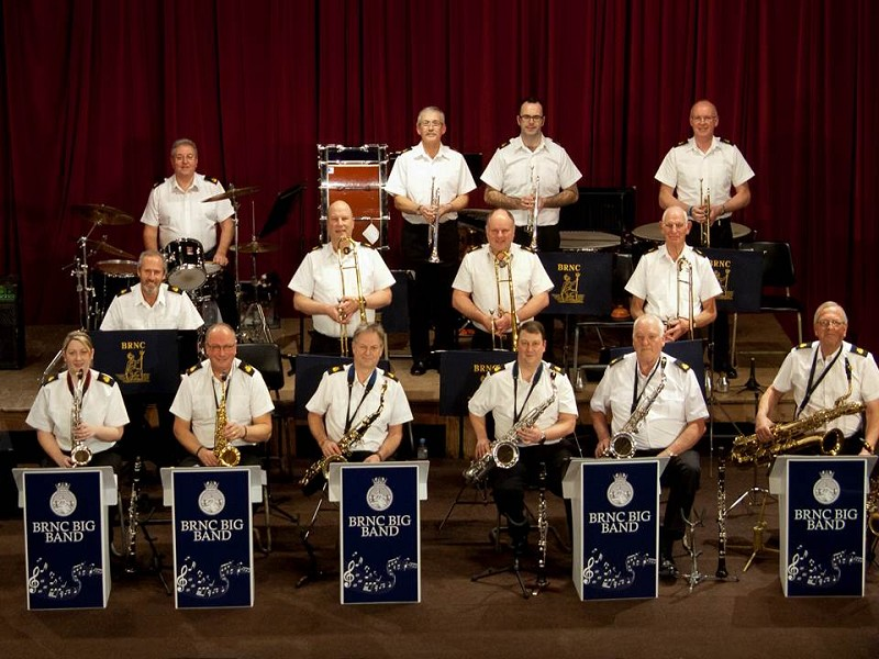 BRNC Big Band - Swing into Spring