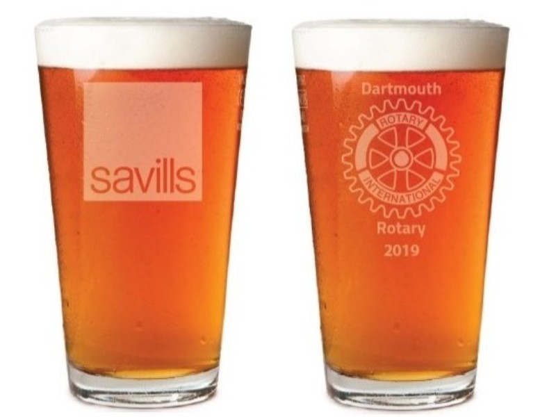 Charity Beer Festival - Brought To You By Dartmouth Rotary