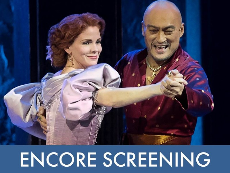 The King & I: From The London Palladium - Encore