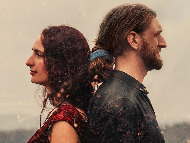 Edgelarks (Phillip Henry and Hannah Martin) - Folk at The Flavel