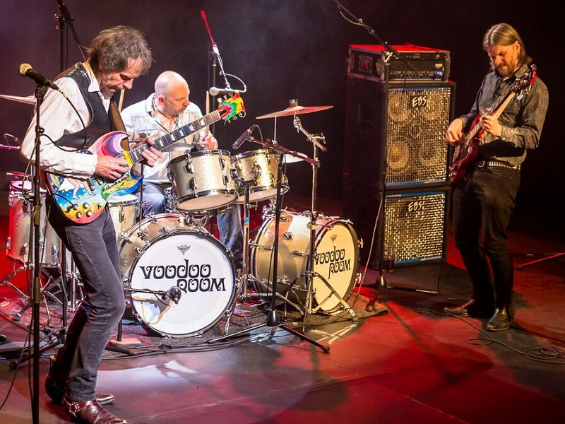 Voodoo Room - A Night of Heendrix, Clapton & Cream