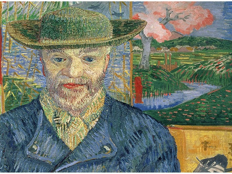 Exhibition on Screen - Van Gogh & Japan