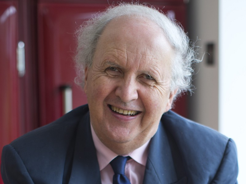 Alexander McCall Smith - Author Talk and Signing