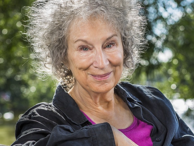 Margaret Atwood - Live in Cinemas