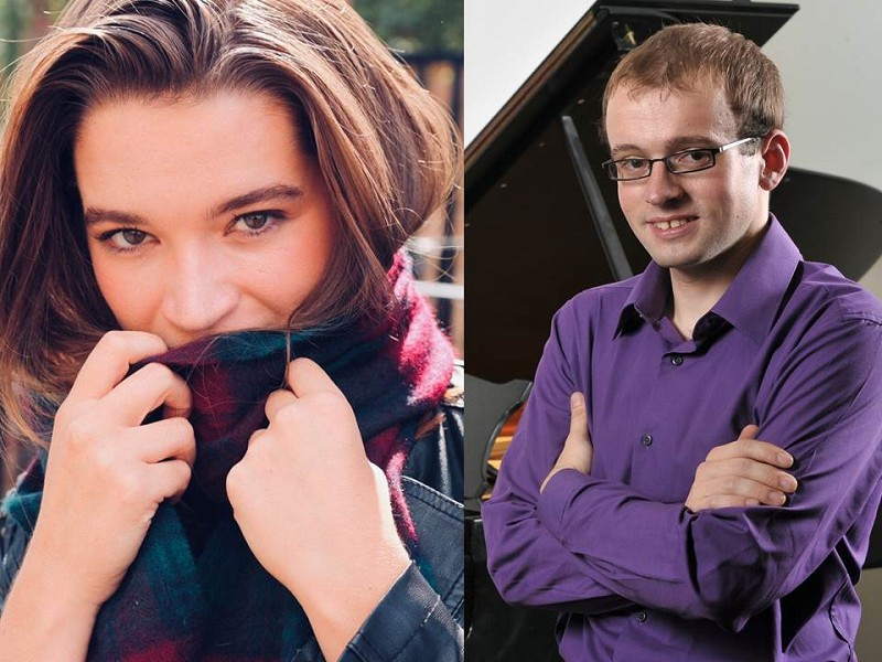 Friday Recital Series - Katie Roberts and Alex Wilson