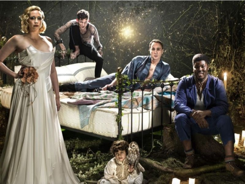 NTLive A Midsummer Night's Dream