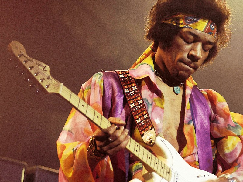 A Film About Jimi Hendrix