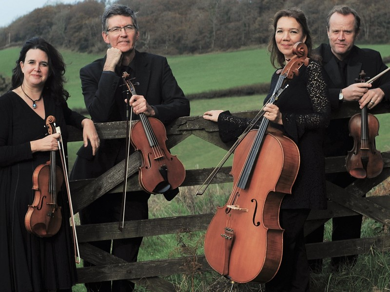The Haldon Quartet - Friday Recital Series