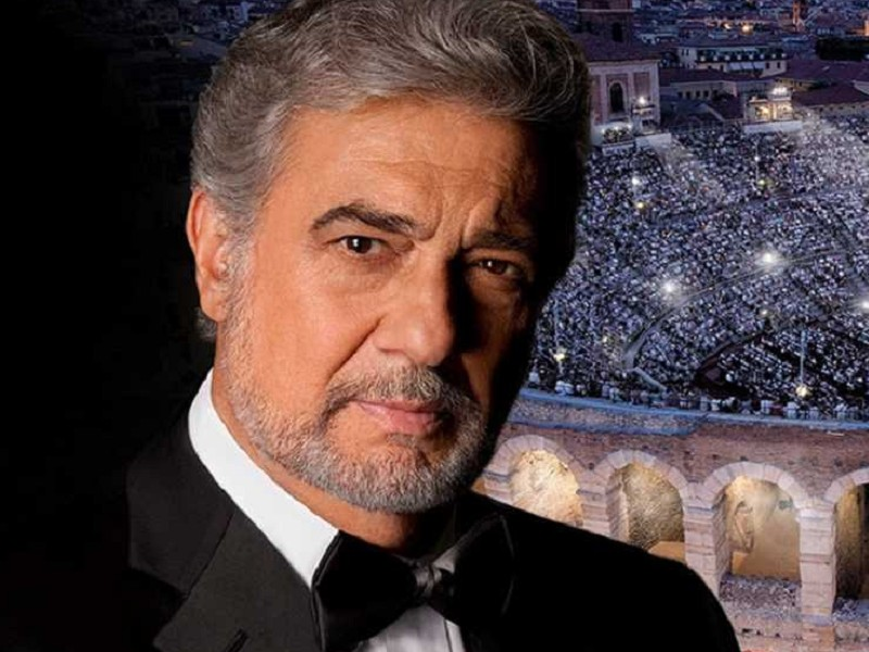 Plácido Domingo - 50th Anniversary Concert