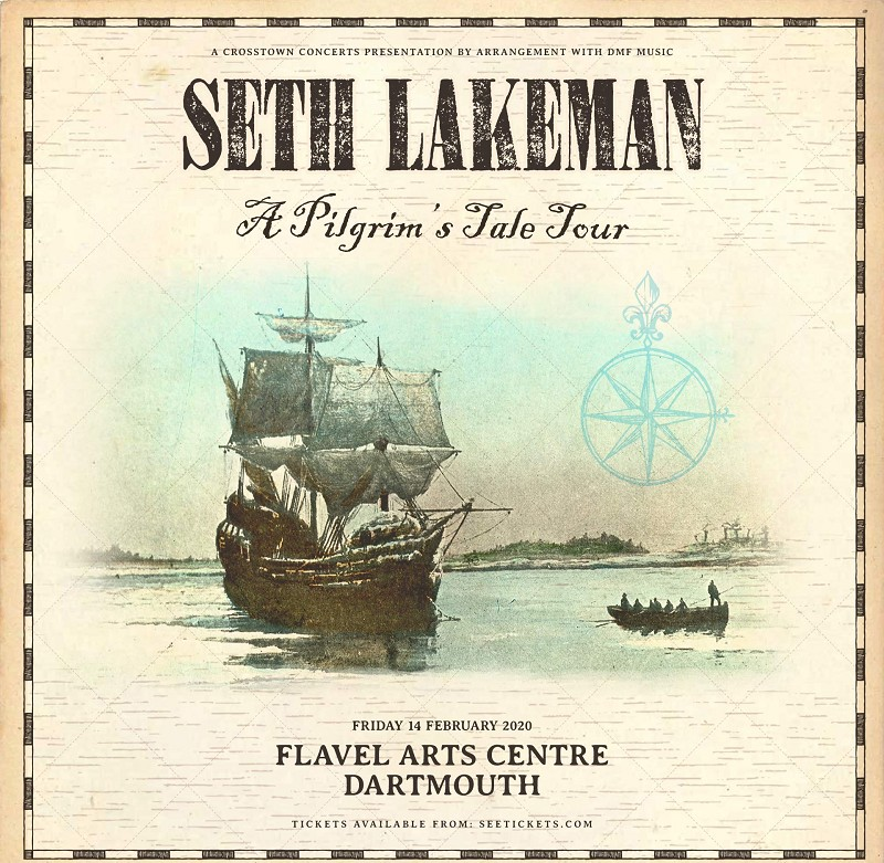 Seth Lakeman: A Pilgrim's Tale