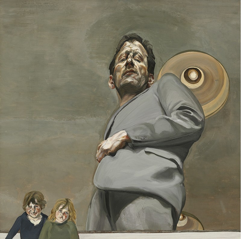 Lucien Freud: A Self Portrait