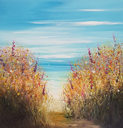 Island Artist - Emma Carter Bromfield