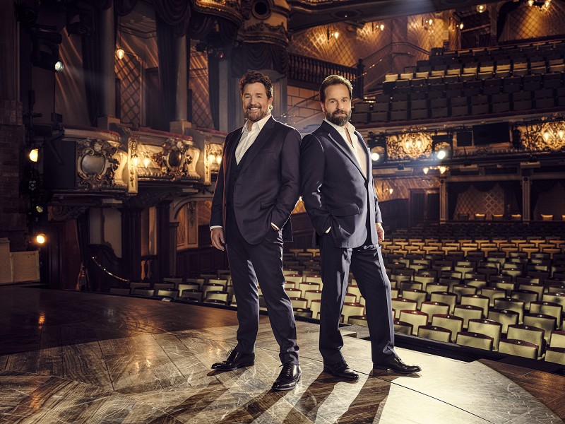 Michael Ball & Alfie Boe: Back Together.
