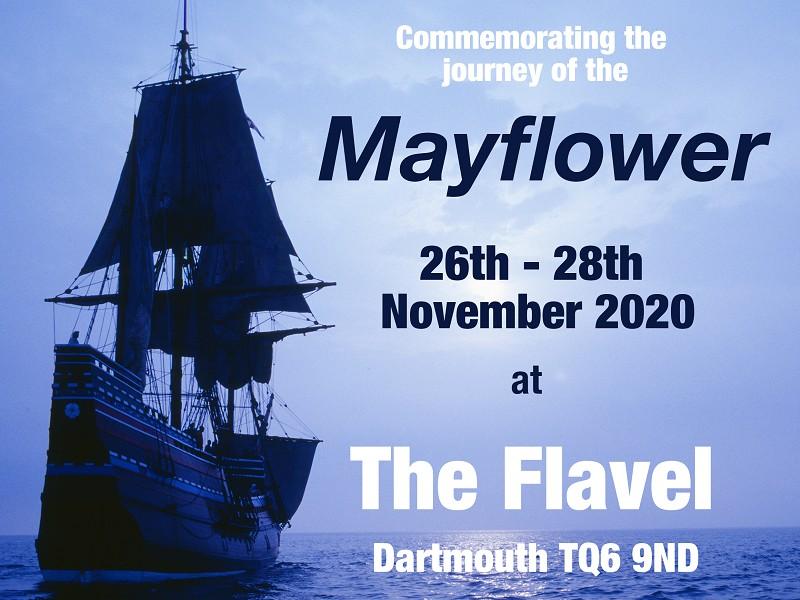 Mayflower 400: Richard Holledge