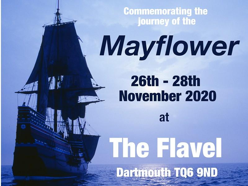 Mayflower 400: Stephanie Pratt