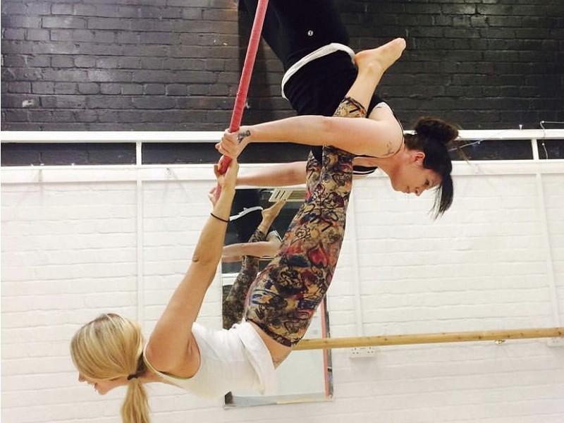 Circus Skills Summer Workshop A