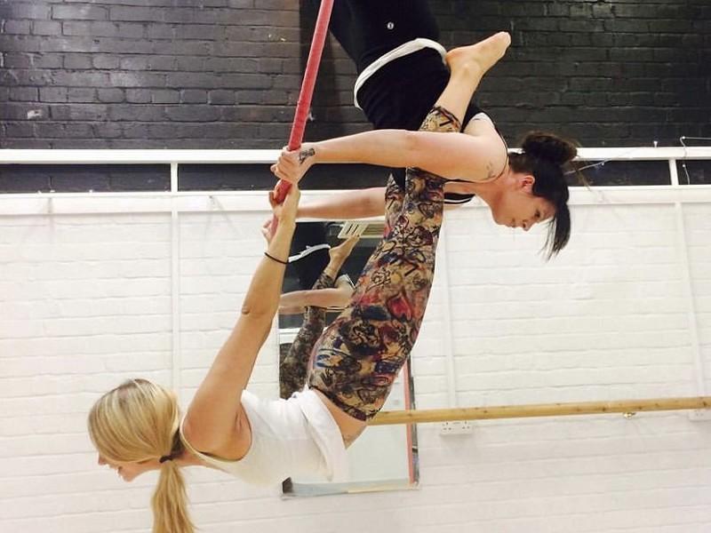 Circus Skills Summer Workshop B