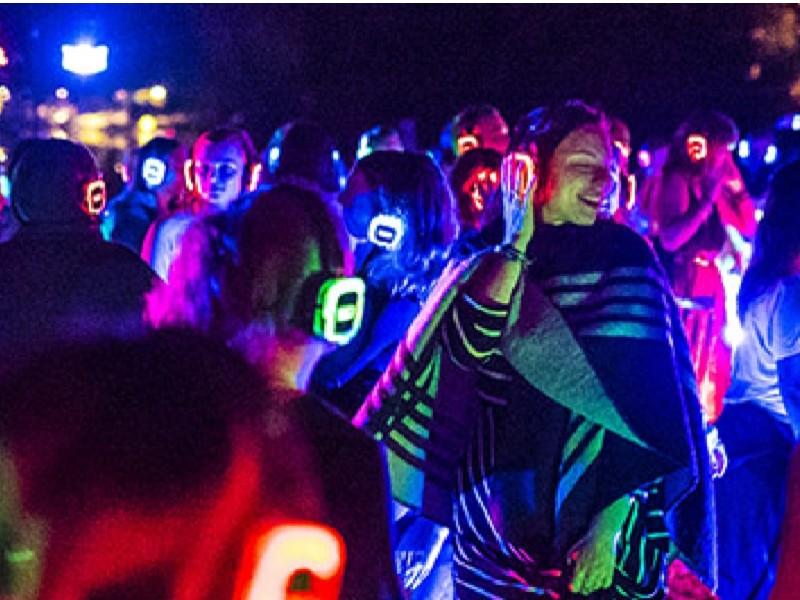 Dartmouth Regatta: Silent Disco