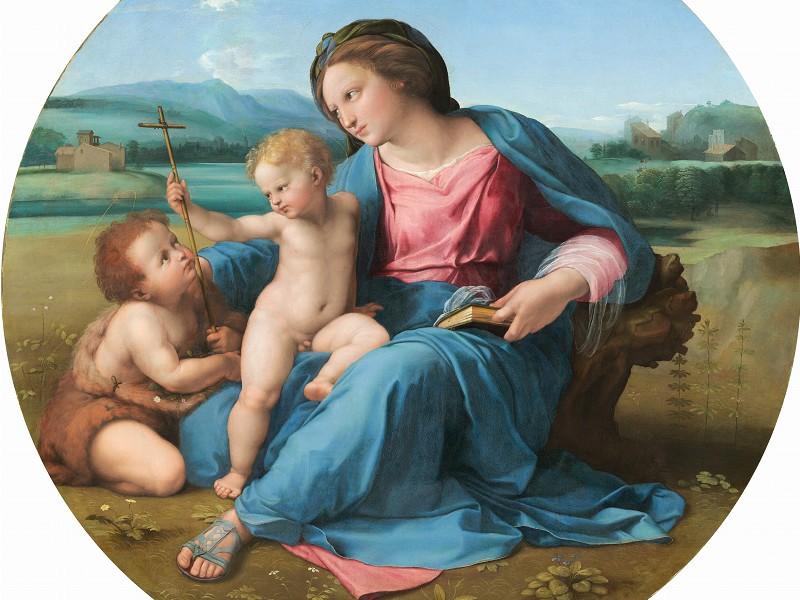 Art on Screen: Raphael Revealed