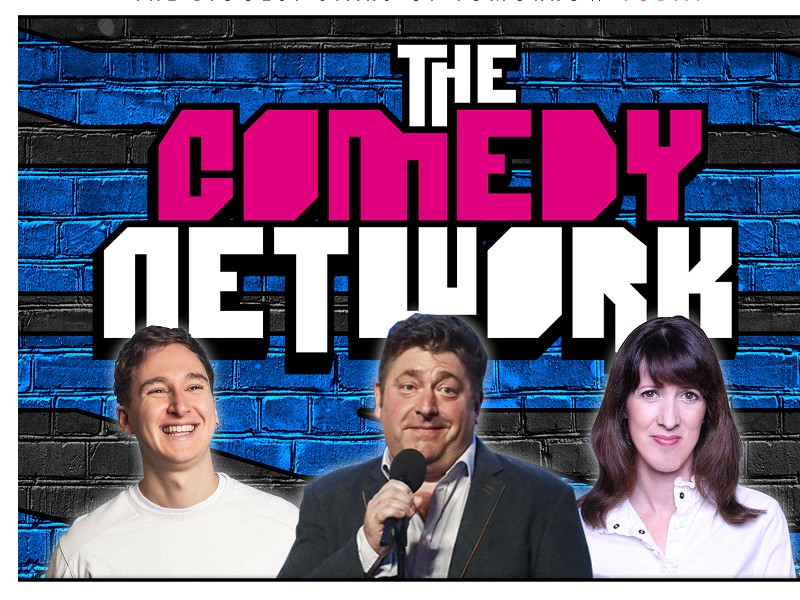 The Comedy Network - LIVE OCT
