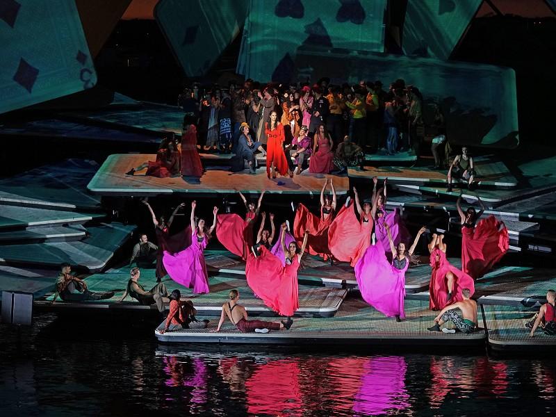 Carmen on the Lake - Encore