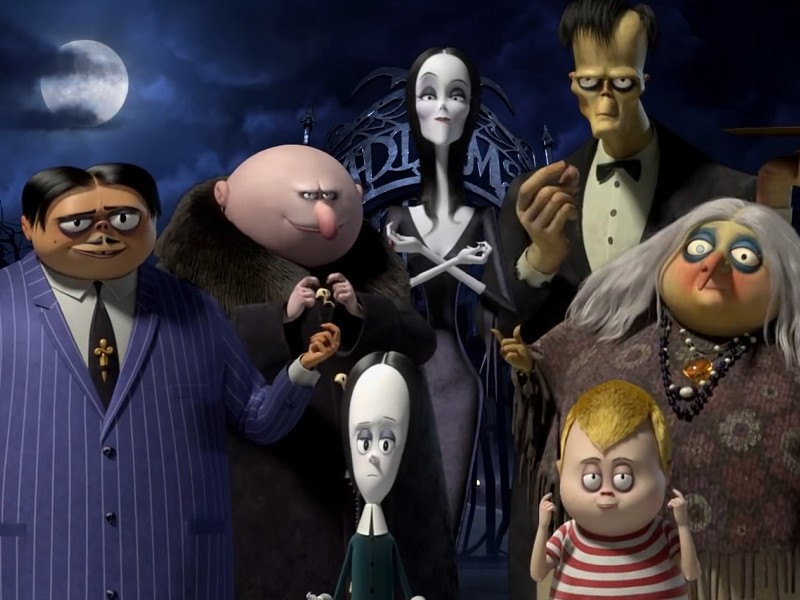 The Addams Family 2019: